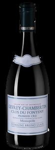Вино Gevrey-Chambertin Premier Cru Clos du Fonteny, Domaine Bruno Clair, 1996 г.