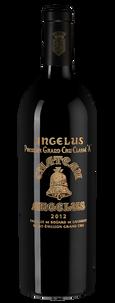 Вино Chateau Angelus, 2012 г.