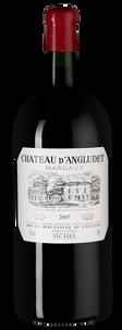 Вино Chateau d'Angludet, Chateau Angludet, 2007 г.
