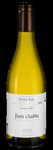 Вино Petit Chablis, Domaine Herve Azo, 2018 г.