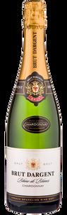 Игристое вино Brut Dargent Blanc de Blancs Chardonnay, 2015 г.