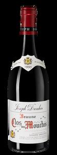 Вино Beaune Premier Cru Clos des Mouches Rouge, Joseph Drouhin, 1995 г.