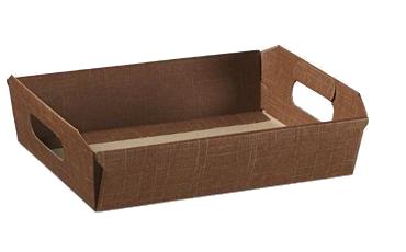 """CESTO """"Seta Marrone"""" 4879, 310х220, carton"""