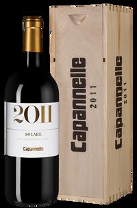 Вино Solare, Capannelle, 2011 г.