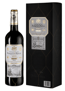 Вино Marques de Riscal Reserva, 2014 г.