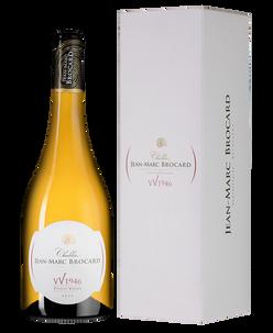 Вино Chablis Veilles Vignes 1946, Jean-Marc Brocard (Domaine Sainte-Claire), 2015 г.