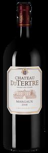 Вино Chateau du Tertre, 2008 г.