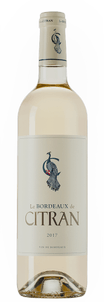 Le Bordeaux de Citran Blanc