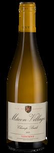 """Вино Macon Villages """"Champ Brule"""" Vincent, Chateau Fuisse, 2015 г."""