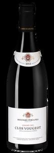 Вино Clos Vougeot Grand Cru, Bouchard Pere & Fils, 2013 г.