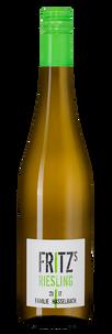 Вино Fritz's Riesling, Gunderloch, 2017 г.