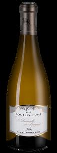 Вино Pouilly-Fume La Demoiselle de Bourgeois, Henri Bourgeois, 2016 г.
