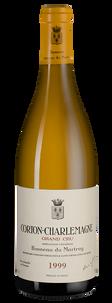 Вино Corton-Charlemagne Grand Cru, Bonneau du Martray, 1999 г.