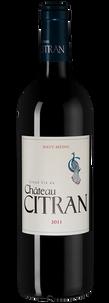 Вино Chateau Citran, Bordeaux De Citran, 2011 г.