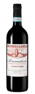 Вино Bramaterra Cascina Cottignano, Colombera & Garella, 2015 г.