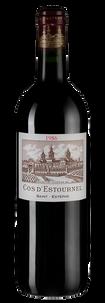 Вино Chateau Cos d'Estournel, 1986 г.