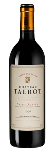 Вино Chateau Talbot, 1990 г.