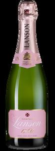 Шампанское Lanson Rose Label Brut Rose