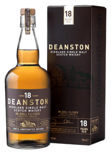 Виски Deanston Aged 18 Years