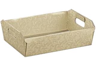 """CESTO """"Lari Champagne"""" 32900, 400x300, carton"""