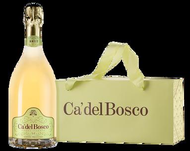 Игристое вино Franciacorta Cuvee Prestige Extra Brut, Ca'Del Bosco