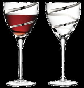 Набор из 2-х бокалов LSA International Malika Grand для красного вина
