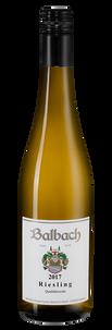 Вино Balbach Riesling, Gunderloch, 2017 г.