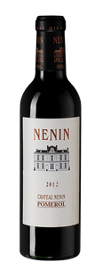 Вино Chateau Nenin (Pomerol), 2012 г.