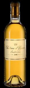 Вино Chateau d'Yquem, 2008 г.