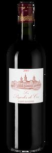 Вино Les Pagodes de Cos, Chateau Cos d'Estournel, 2007 г.