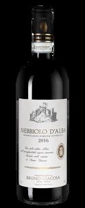 Вино Nebbiolo d'Alba, Bruno Giacosa, 2016 г.