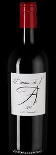 Вино Domaine de l'A (Castillon Cotes de Bordeaux), 2012 г.