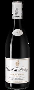 Вино Chambolle-Musigny Clos du Village, Domaine Antonin Guyon, 2017 г.