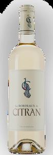 Вино Le Bordeaux de Citran Blanc, 2018 г.