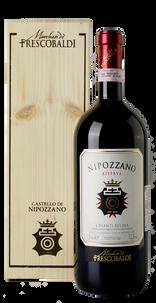 Вино Nipozzano Chianti Rufina Riserva, Frescobaldi, 2012 г.
