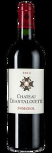 Вино Chateau Chantalouette, Chateau de Sales, 2014 г.