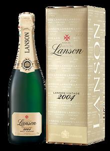 Шампанское Lanson Gold Label Brut Vintage, 2004 г.