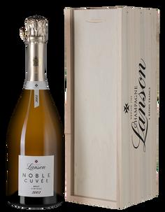 Шампанское Noble Cuvee de Lanson Brut, 2002 г.