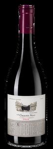 Вино Le Grand Noir Syrah, Les Celliers Jean d'Alibert, 2017 г.