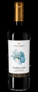Вино Carolina Reserva Carmenere, Santa Carolina, 2017 г.