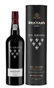Портвейн Graham's Six Grapes Reserve Port, Graham`s