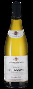 Вино Bourgogne Chardonnay La Vignee, Bouchard Pere & Fils, 2017 г.