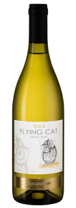 Вино Flying Cat Chardonnay, Agricola Requingua Limitada, 2016 г.