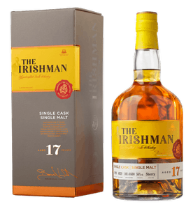 Виски The Irishman 17 Year Old