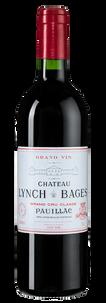 Вино Chateau Lynch-Bages, 2001 г.