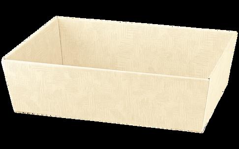 Подарочная коробка Vassoio Conico, Tela Neutro
