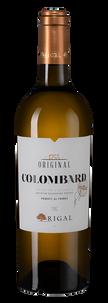 Вино Colombard, Rigal, 2017 г.