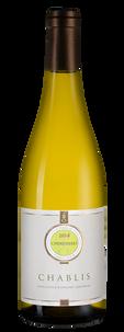 Вино Chablis, Domaine des Chenevieres, 2018 г.