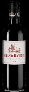 Вино Grand Bateau Rouge, Chateau Beychevelle, 2016 г.