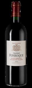 Вино Chateau Fonroque, 2004 г.